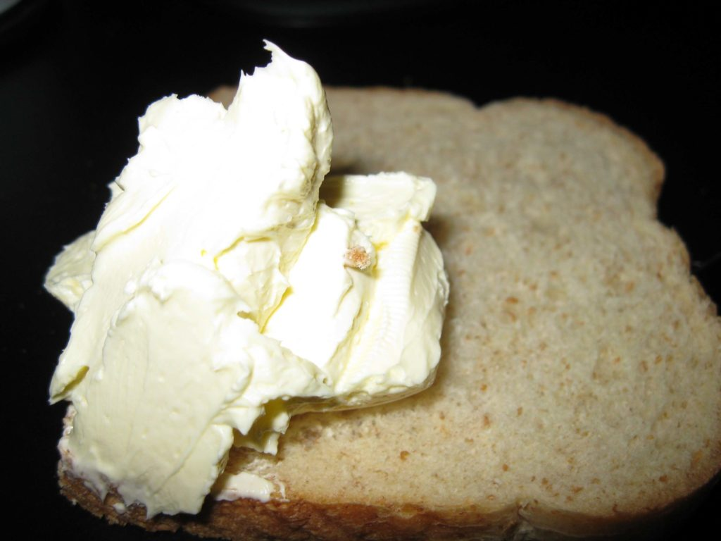 Bread with Margarine