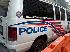 Truancy / Curfew Enforcement Van by ikewinski, on Flickr