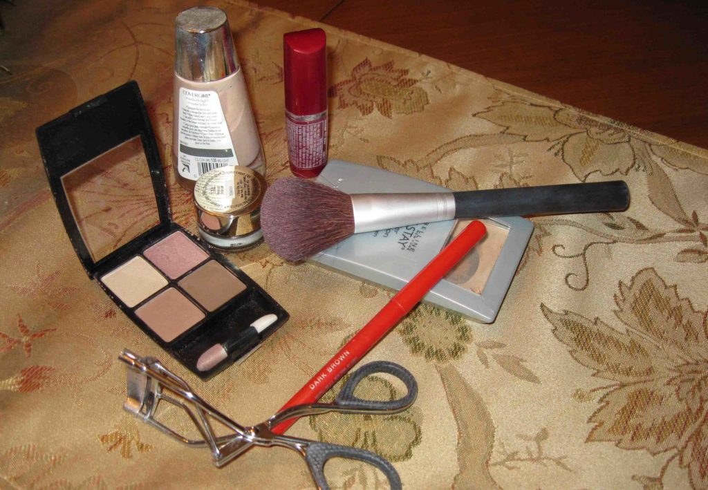 Photo of makeup and cosmetics