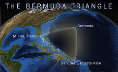 NOAA's Photo of the Bermuda Triangle