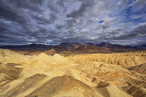 Borax Dunes by Yinghai, on Flickr