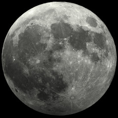Does a Full Moon Really Make People Crazy?