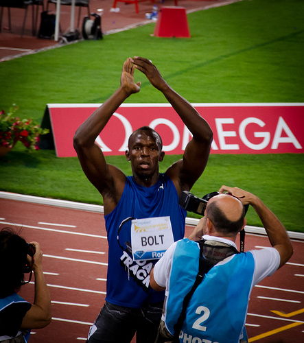 Did Usain Bolt Disprove That Chicken Nuggets Are Bad For Your Health?