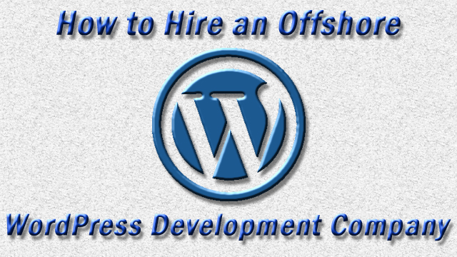 Wordpress Development Logo