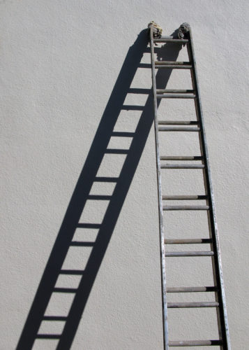Walking Under a Ladder Superstitions
