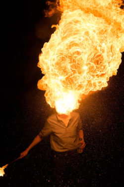 What Causes Spontaneous Human Combustion?